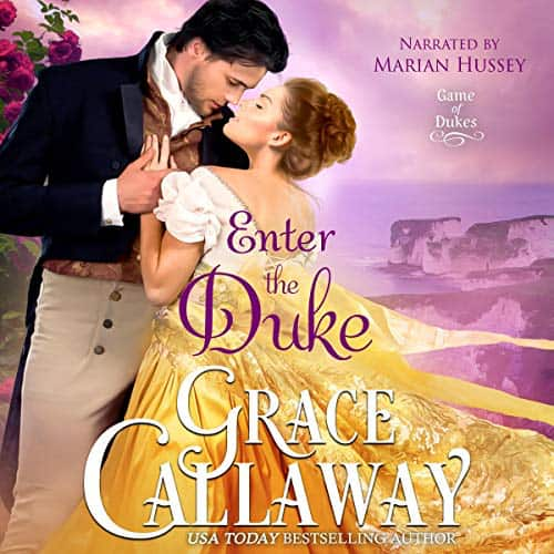 Audiobook cover for Enter the Duke (audiobook) by Grace Callaway