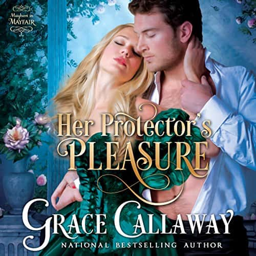 Audiobook cover for Her Protector's Pleasure (audiobook) by Grace Callaway