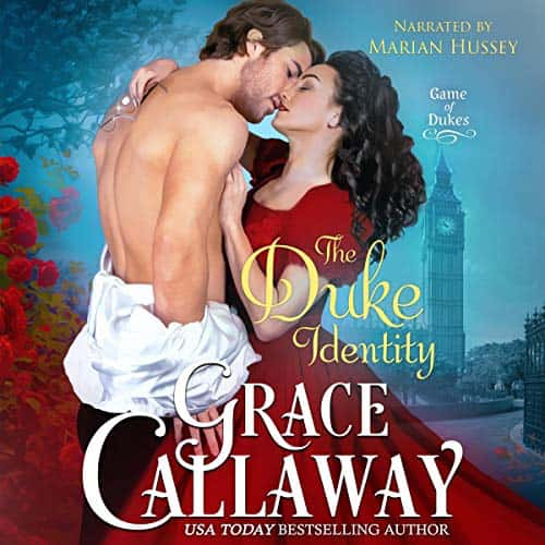 Audiobook cover for The Duke Identity (audiobook) by Grace Callaway