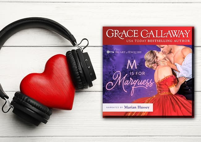 Audiobooks by Grace Callaway