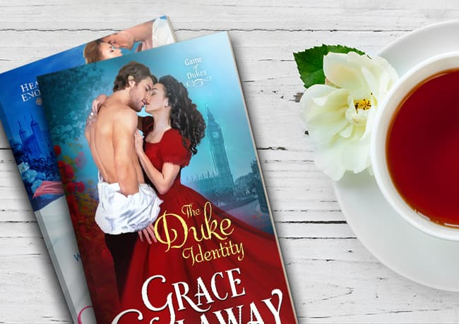Books by Grace Callaway