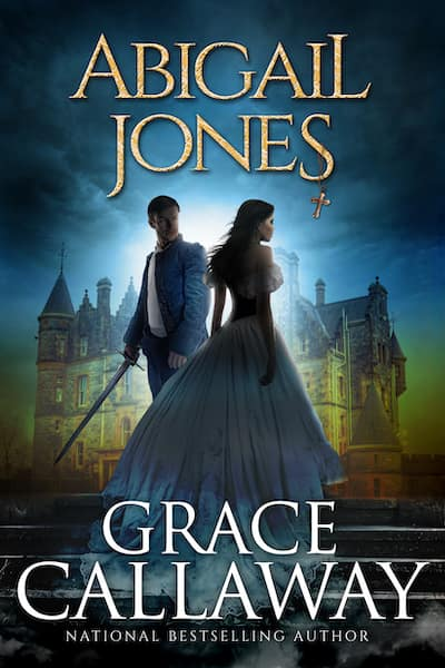 Book cover for Abigail Jones by Grace Gallaway