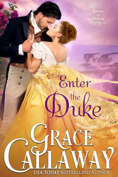 Book cover for Enter the Duke by Grace Callaway