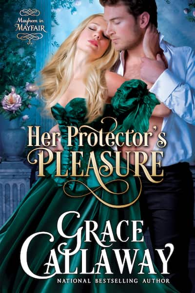 Book cover for Her Protector's Pleasure by Grace Callaway