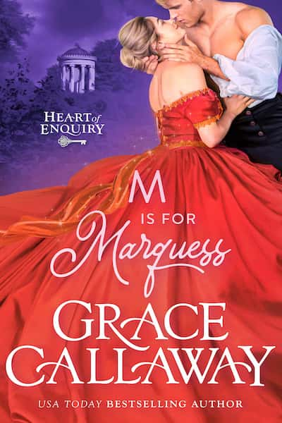 Book cover for M is for Marquess by Grace Callaway