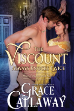 cover image for The Viscount Always Knocks Twice