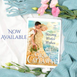 Steamy Winter Wishes Release Day