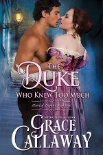 cover image for The Duke Who Knew too Much